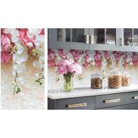 Кухонный фартук (стеновая панель) из пластика «Нежность», 1000 мм